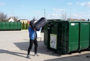 Obavijest korisnicima reciklažnih dvorišta