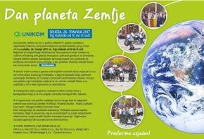 Proslavimo zajedno Dan planeta Zemlje!