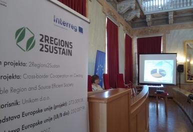 Uvodna konferencija projekta 2REGIONS2SUSTAIN