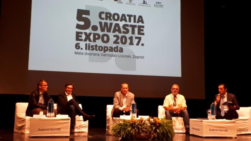 Konferencija Croatia Waste Expo 2017.