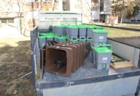 Osijek je prvi grad koji u stambenim zgradama prikuplja biootpad