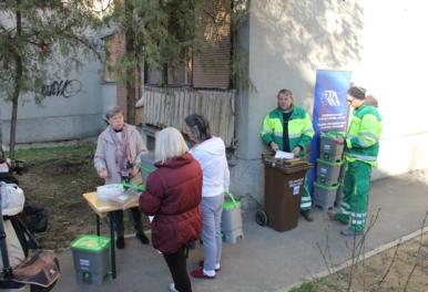 Podjela posuda za biootpad