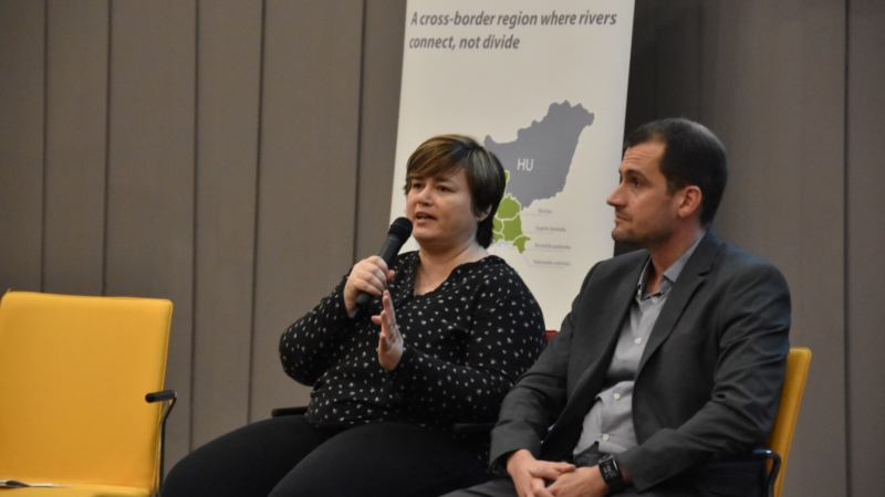 Konferencija najboljih praksi u prekograničnom programu Hrvatska – Mađarska, Zalakaros