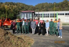 Dijeljenje iskustva kompostiranja s kolegama iz Tuzle