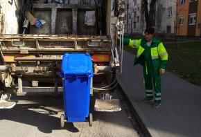 Odvoz otpada za Praznik rada (1. svibnja)